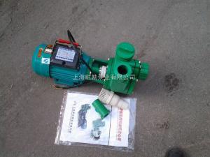 FPZ耐腐蚀小塑料泵 40FPZ-18增强聚丙烯自吸泵价格