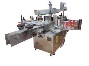农药贴标机|除草剂贴标机|双面贴标机|方瓶贴标机