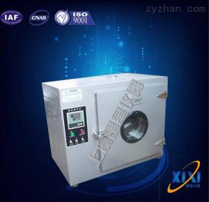 101YA-3B红外线石英管发热不锈钢内胆鼓风实验室烤箱