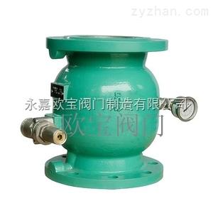 YS743X直流式可調式減壓閥