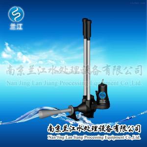 现货QSB7.5kw潜水射流曝气机