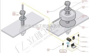 strainsert進口美國strainsert螺栓預緊力傳感器之測力螺栓一級代理-深圳立創