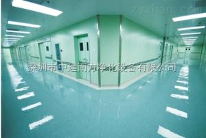 洁净室防静电地板设备安装要求