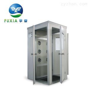 FLB-1D單人單吹轉角風淋室 L形風淋室FLB-1D