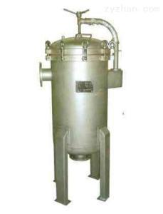 水處理-袋式過濾器