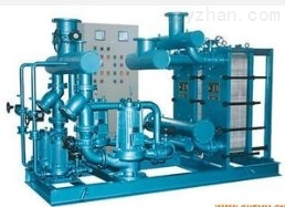 JCS型雙聯板式換熱器 便于清洗,檢修,維護