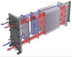 淄博泰勒不銹鋼板式換熱器-板片膠墊密封墊