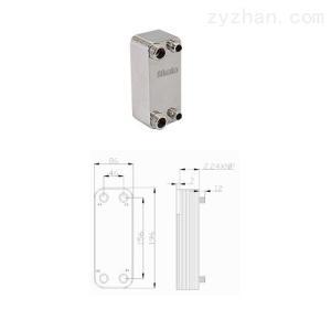 B3-14A供应哈雷钎焊板式换热器,板式换热器,冷却器