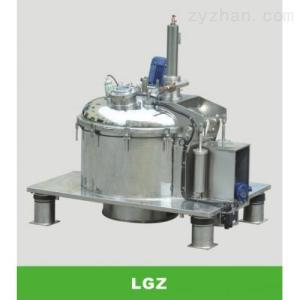 平板式全自動刮刀下部卸料離心機(LGZ/PGZ1600)