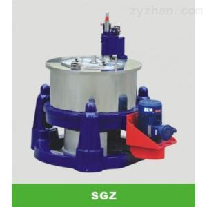 SGZ/SG三足式自動卸料離心機(SGZ/SG800)