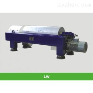 LW臥式螺旋卸料沉降離心機(LW1000×3000)