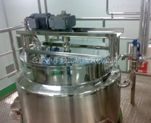 XNJJ-100结晶罐不锈钢搅拌式结晶罐