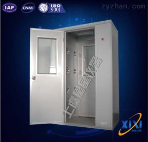 AAS-100AS單吹自動互鎖風淋室 廠家直銷  材質 合格 報價