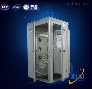 FLB-1D彩鋼板單人單吹轉角風淋室 供應商 產品結構 售價