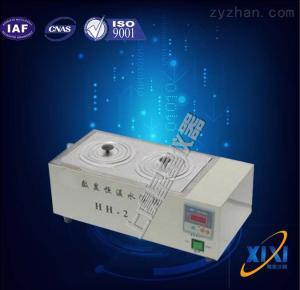 HHS-2S雙孔水浴鍋 生產廠家 型號 批發價