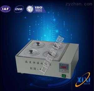 HHS-4S雙列四孔水浴鍋 供應商 使用說明書 報價