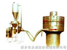 QS型气流筛粉机、气流筛、气流筛分机