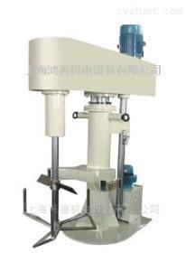HJB-S液壓升降低速攪拌機