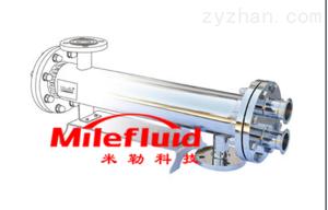 DN25-DN300藥液用雙管板換熱器