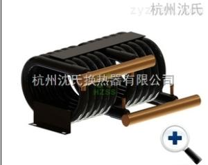 工业冷水机组换热器(双系统)