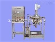 黑龍江HSCT-G超聲波提取機型號/中藥超聲波提取機品牌