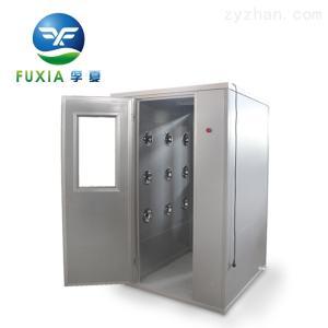 FLB-1200浙江孚夏定做雙人風淋室|雙人雙吹風淋室FLB-1200