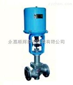 ZRHCF電動襯氟單座調節閥