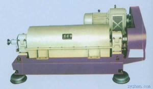 LW-350型螺旋沉降离心机/卧螺沉降离心机