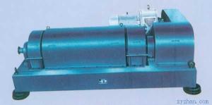 LW-400型卧式螺旋沉降离心机/卧螺沉降离心机
