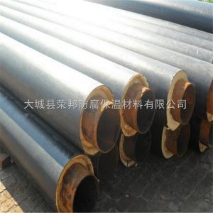 輸油預制直埋保溫管塑套鋼防腐承受多高溫度