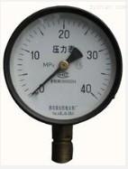 Y100BF不锈钢压力表