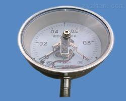 供应磁助电接点压力表