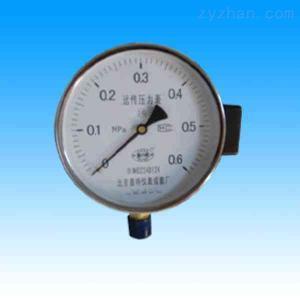 YTZ150遠傳壓力表