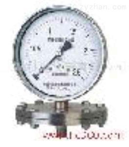 YPF100膜片压力表