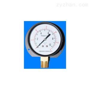 径向带边压力表(Y-50/Y60/Y100/Y150Ⅵ)