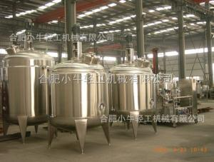 FJ-800发酵罐,厌气型不锈钢发酵罐