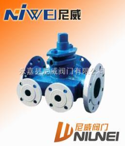BX44W-1.6C碳鋼瀝青專用旋塞閥