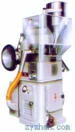 ZP17/19旋轉式壓片機