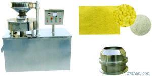 GKL-200、300、400造粒整粒機