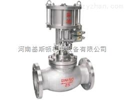 SQDWQ-25P氣動氧氣切斷閥