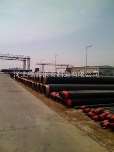 预制地埋式排污水4D两布四油环氧煤沥青防腐弯管