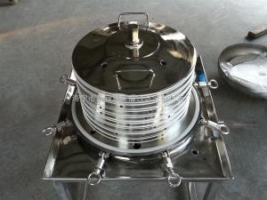 板框過濾器保溫加熱層疊式過濾器