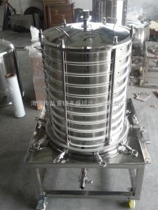 不锈钢过滤器优质卧式层叠式多层过滤器 质量保证