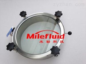 DN400-DN600提取罐人孔#卫生级不锈钢提取罐人孔#浓缩提取罐视镜人孔