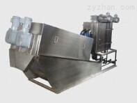 FTB-1000型带式污泥压滤机