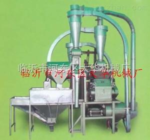 临沂全自动磨面机对辊式磨面机磨粉面粉雪白劲道