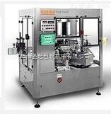 供应回转式热熔胶贴标机 OPP 果汁饮料贴标机 上海圣起 专业制造