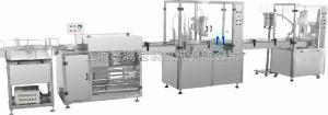 高速大输液灌装线,大输液灌装机,大输液高速生产线,大输液洗烘灌联动线,液体灌装线