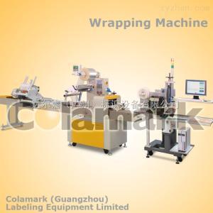 Cardswrap達爾嘉colamark Cardswrap 卡片枕式包裝貼標處理系統