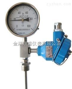 WSSP-411,WSSE-481熱電偶/阻雙金屬溫度計